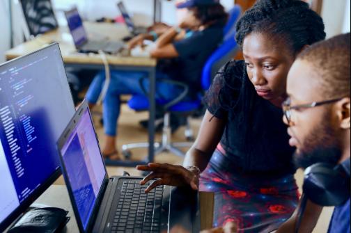 Eleftheria Batsou - Women in tech