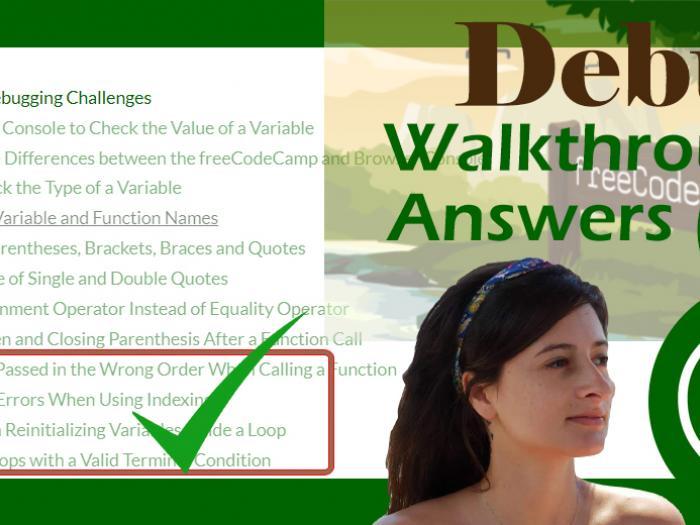Debug challenge