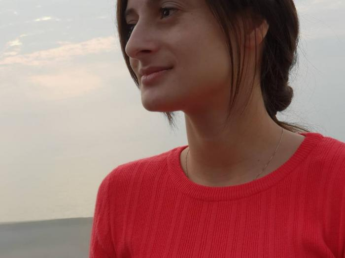 Eleftheria Batsou - Speaker